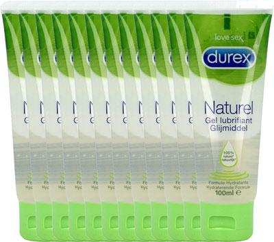 Durex Intens Gel Natural Voordeelverpakking