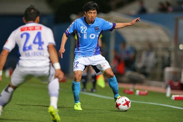 【2019新加入】DF 永田拓也(横浜FCより完全移籍)
