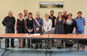 Réunion du Conseil Municipal @ Mairie