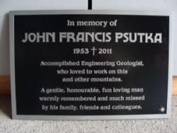 cast alunium memorial plaques provided by Candor signs Vernonbc