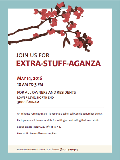 Extra Stuff-Aganza