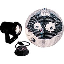 Authentic Mirror Ball - Ballroom Dancing Midtown Omaha