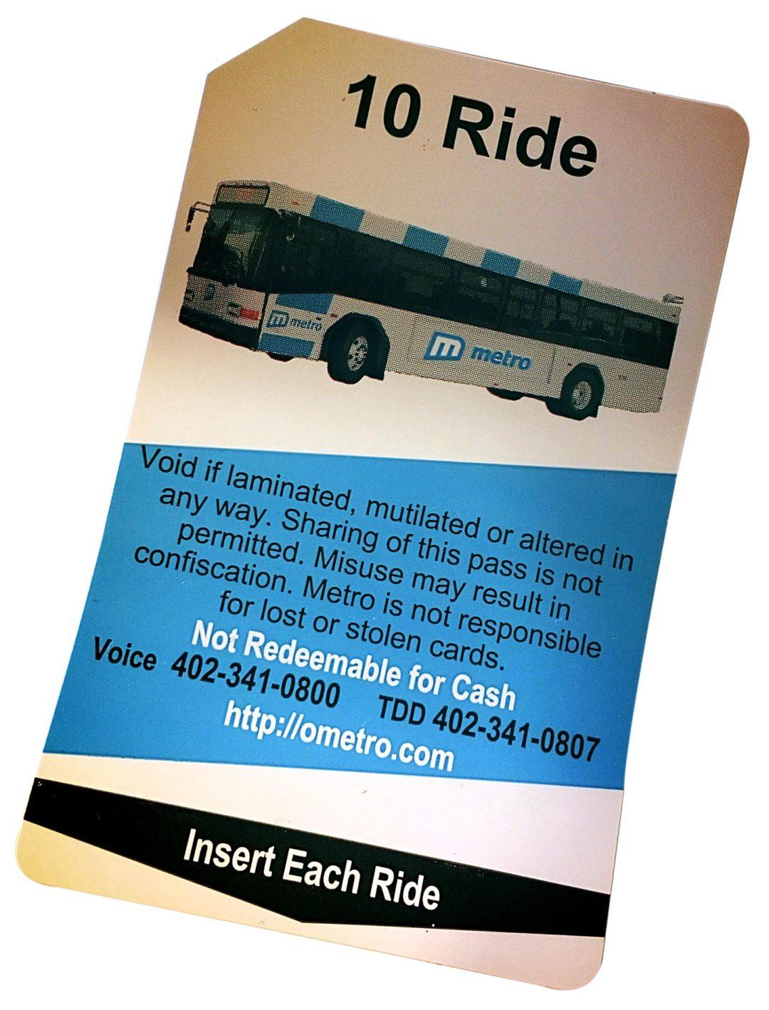 Free Bus Pass