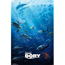 Monday Night Movies at Turner Park - Midtown Crossing - Finding Dory - July 31
