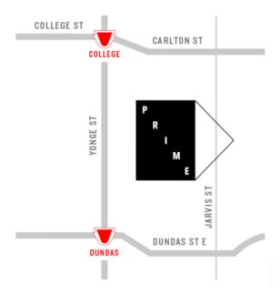 prime condo map