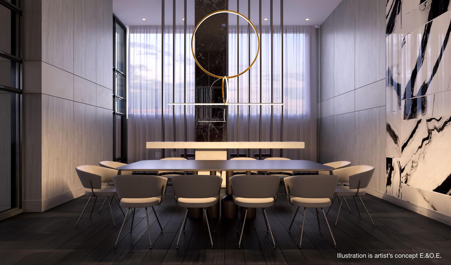 Universal City 3 Dining Room