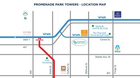 Promenade-LocationMap