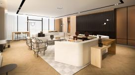 MontVert Condo Lounge Render