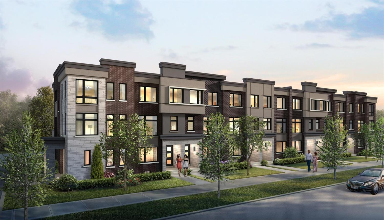 Ivylea Town | CONDO TREND | 多伦多楼花 | Condos for Sale Toronto