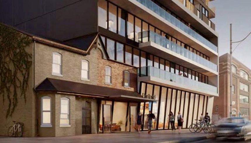 135 Portland Street Condos building01