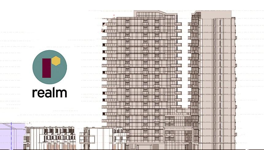 realm condos building