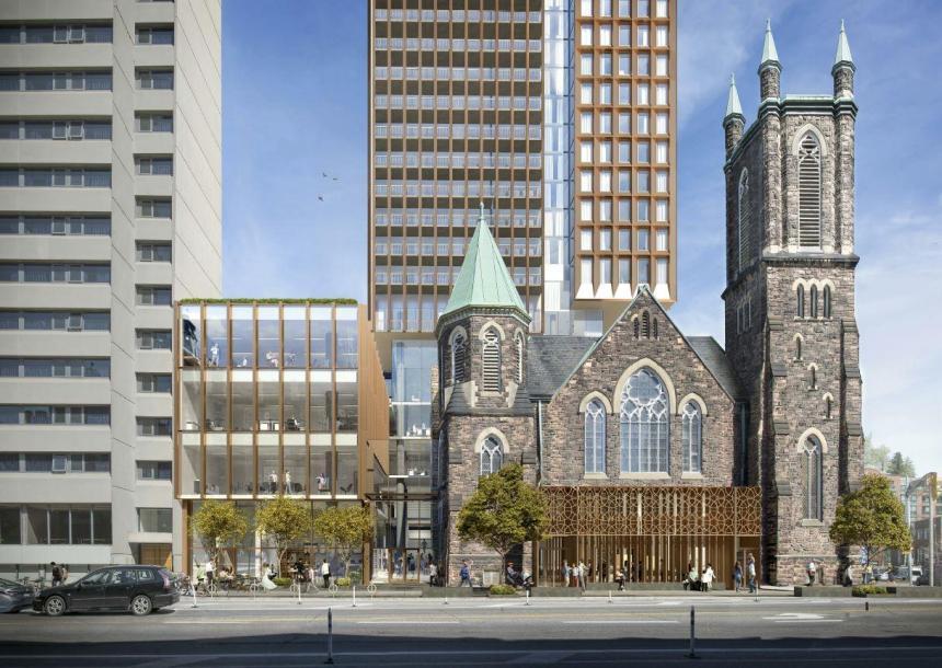 300 Bloor Street West Condos building 01