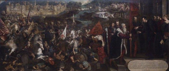 Tintoretto,-Assedio-di-Asola,-1544-1545
