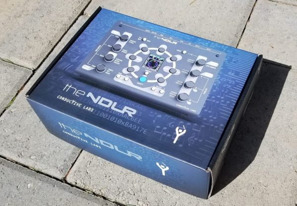 The NDLR inner box