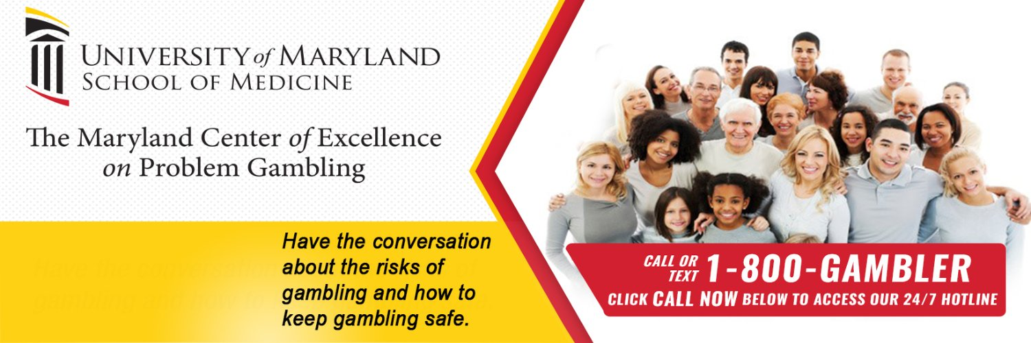 Grant Applications Available from MD Center of Excellence on Problem Gambling