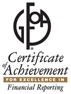Deadline Approaching for GFOA's 2020 Awards for Excellence Program