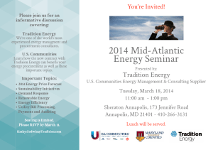 2014 Mid-Atlantic Energy Seminar