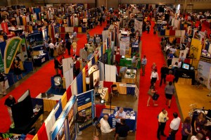 MACo Exhibit Hall Overview