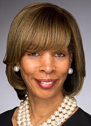 The Honorable Catherine E. Pugh, Maryland State Senate. Photo Courtesy: Maryland State Archives