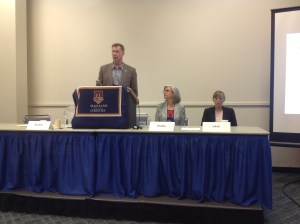 """""""From the Front Lines: Tackling Opioid Misuse in Maryland"""" Panelists"""