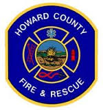Howard County Fire & Rescue Services logo