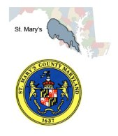 st marys seal and map