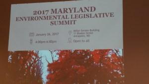 maryland-environmental-legislative-summit-2017