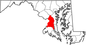 3858px-Map_of_Maryland_highlighting_Prince_George's_County.svg