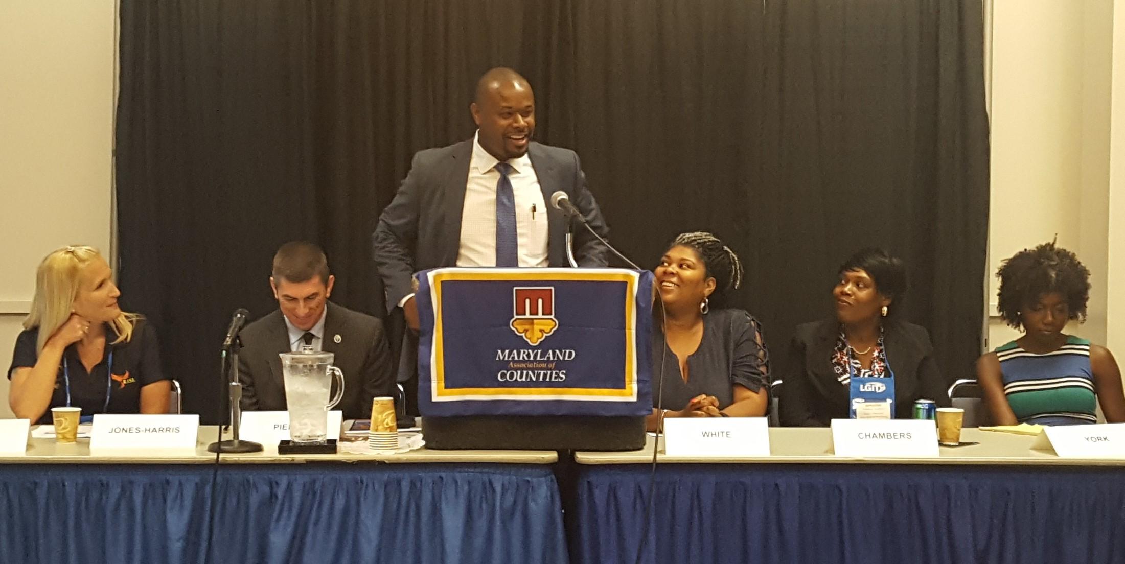 McCray to Chair Baltimore City Senate Delegation