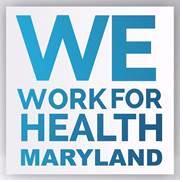 We Work for Health Logo
