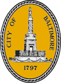 Baltimore City Seal