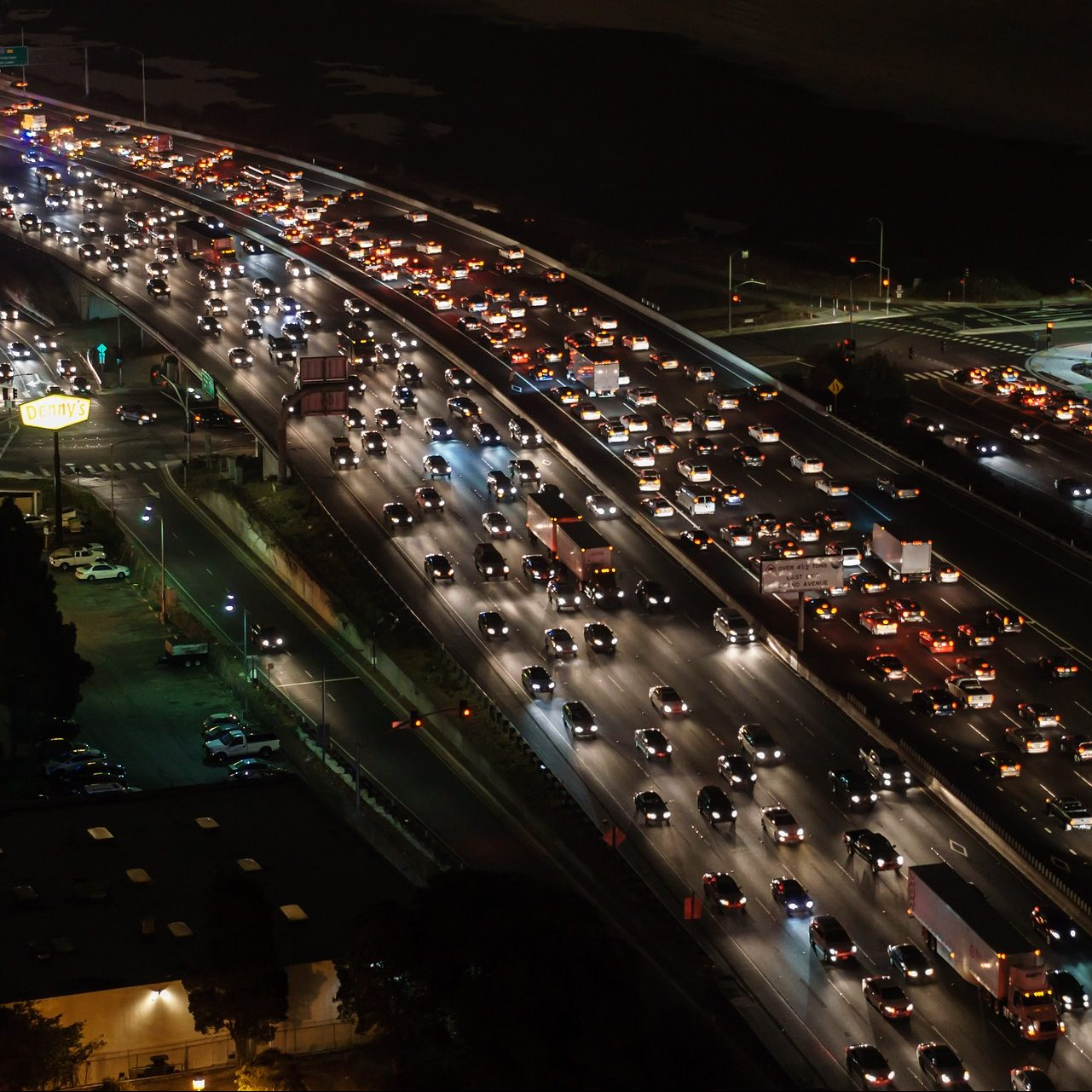 Traffic in Maryland Now Exceeding Pre-Pandemic Levels