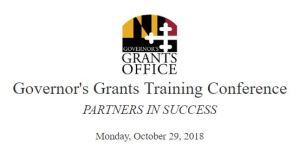 4 Fast Facts: Governor's Grant Training Conference