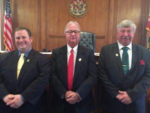 Garrett and Caroline — Only Two Counties Returning Full Slate