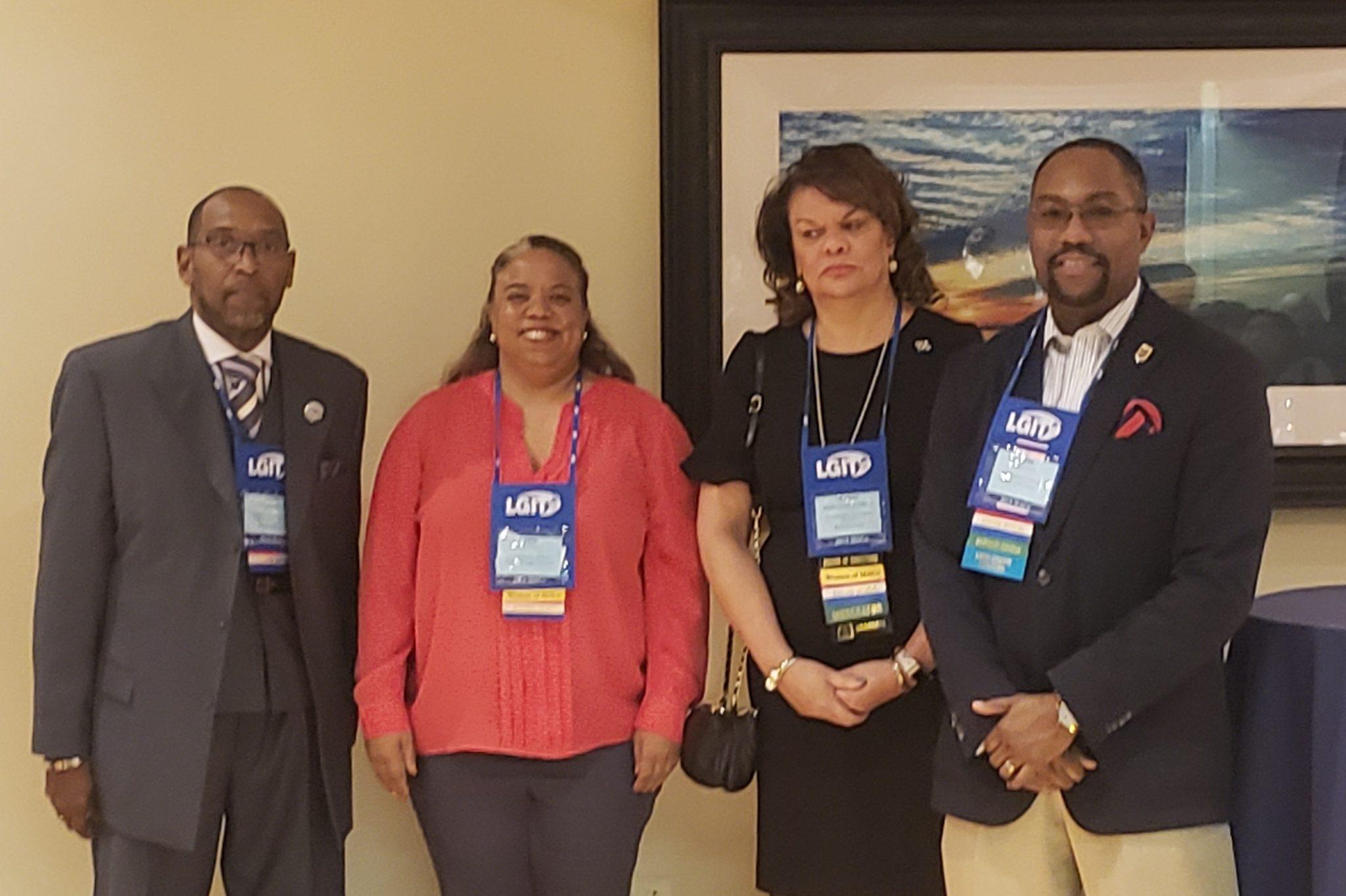 Diversity Caucus Installs 2019 Board at #MACoCon