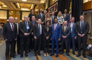 MACo Installs 2019 Board of Directors and Officers at Winter Conference