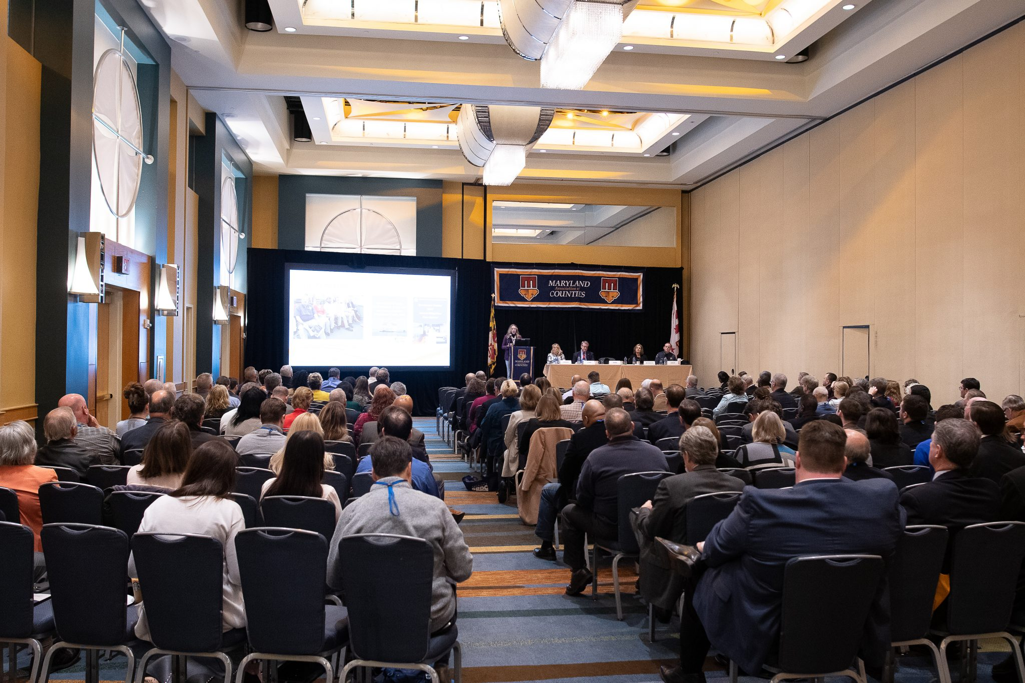"Discuss What's Next for Maryland at 2019 Winter #MACoCon – ""Building for the Future"""