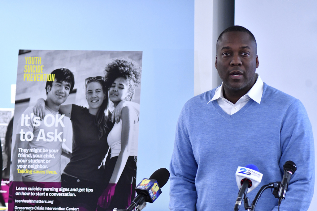 """Howard Launches """"It's OK to Ask"""" Youth Suicide Prevention Campaign"""