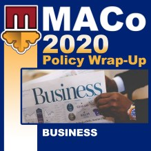 2020 Wrap Up Icon - Business