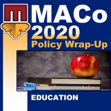 2020 Wrap Up Icon - Education