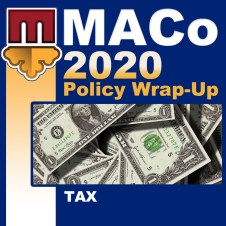 2020 Wrap Up Icon - Tax