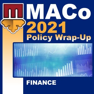 2021 End of Session Wrap-Up: Finance and Procurement