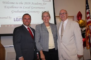 "Academy Honors 92 Graduates for ""Excellence in Local Governance"""