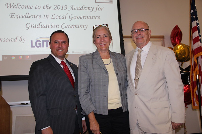 """Academy Honors 92 Graduates for """"Excellence in Local Governance"""""""