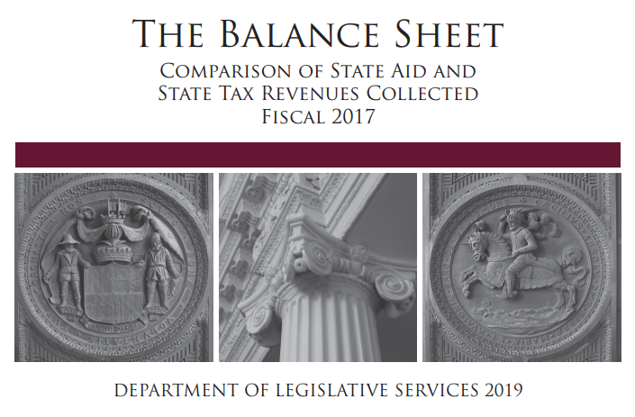 Where Do We Fit On the State/Local Balance Sheet?
