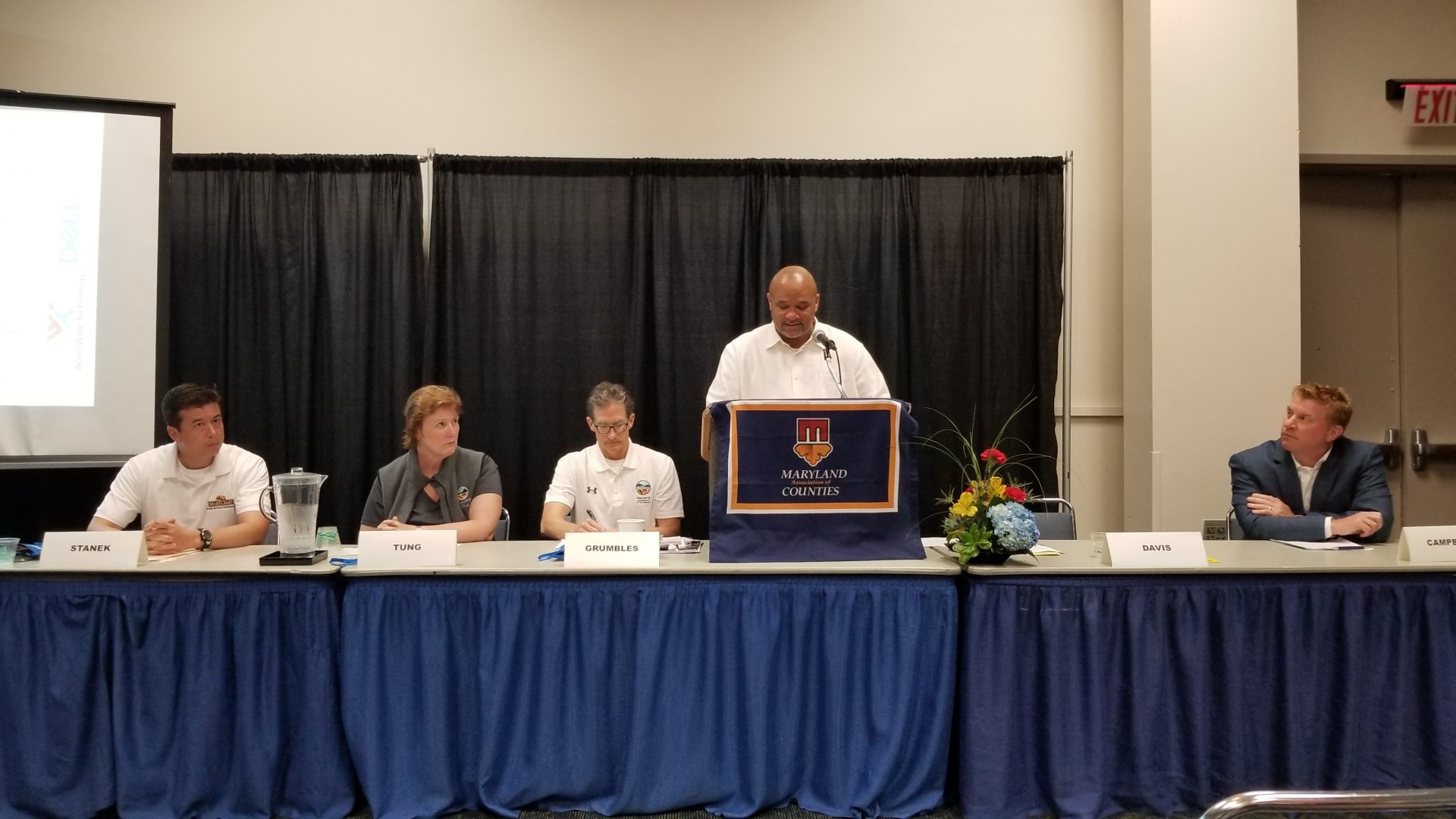 Moving Towards a Clean Energy Future at 2019 Summer #MACoCon