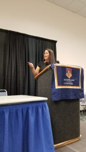 Diversity Caucus Confronts Human Trafficking at 2019 Summer #MACoCon