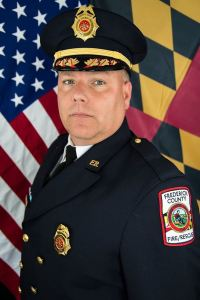 Frederick Names New Fire Chief