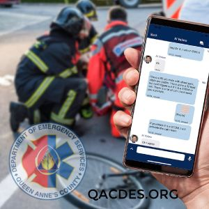Queen Anne's First to Equip EMTs with Real-Time Patient Data