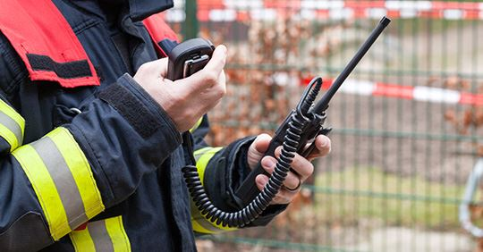 Calvert Activates New Public Safety Communications System